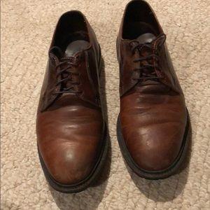 Allen Edmonds horween leather shoes